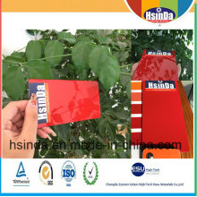 Ral 3002 Electrostatic Paint Application Red Bright Powder Coating