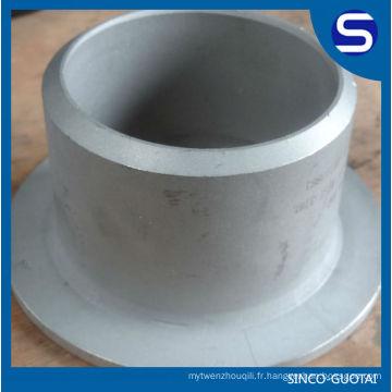embout de raccord de laboratoire / extrémité de cuve en acier inoxydable / embout de tuyau