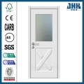 JHK Decorative Laminated Safety Glass French Door