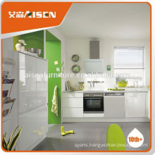 The best choice factory directly luxury modern kitchen cabinet
