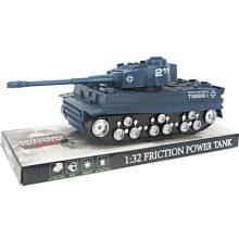 Militar 1: 32 Tanques de juguete de tigre de simulación