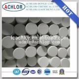 TCCA chlorine tablet