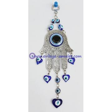 Hamsa Hand Wall Hanging Israel Jewish Home Blessing Evil Eye