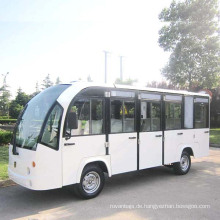 Electric Shuttle Bus Sightseeing-Bus mit langem Dach (DN-14F)