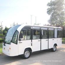 Autobus électrique de bus de navette avec le long toit (DN-14F)