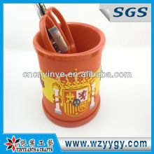 Promotional Rubber Plastic Pen holder