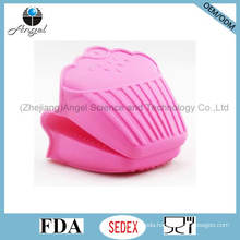 Popular Silicone Rubber Pot Clip Silicone Kitchen Cooking Clip Sg27