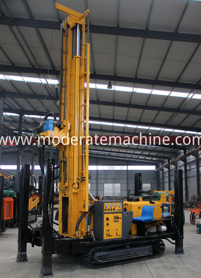 FY300A water well drilling rig 2