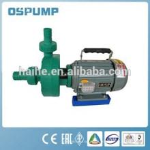 Pompe centrifuge anti-corrosion en polypropylène