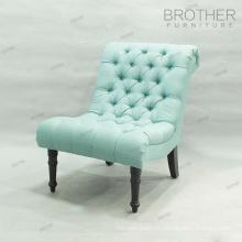 Fabricant de meubles de chaise de sofa simple chaise de sofa de loisirs en bois