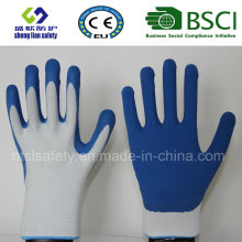 Glove Foam Latex Coated Gardening Work Safety Gloves