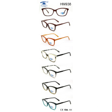 New Colorful Acetate Eyewear Wholesale Optical Eyeglasses (HM938)
