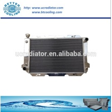 Ford radiator parts / aluminum radiator for ford pickup