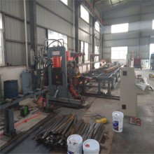CNC channel steel &band steel punching &shearing line