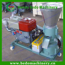 BEDO Marque Best-seller CE certificat petite machine à granulés de luzerne