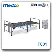 Simple hospital flat bed for sale F001
