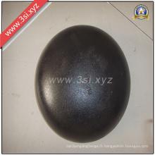 Bouchons en acier sans soudure soudés bout à bout ANSI / DIN (YZF-PZ120)