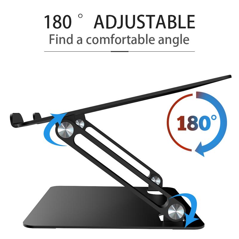 Uncaged Ergonomics Adjustable Laptop Stand