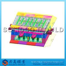 molde de inyección de paleta de plástico