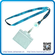High Quality ID Card Badge Holder Polyester Lanyard