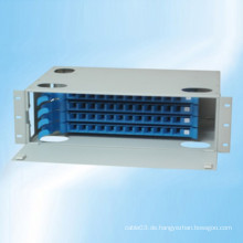 Der Rack-montierte ODF für 48 Ports