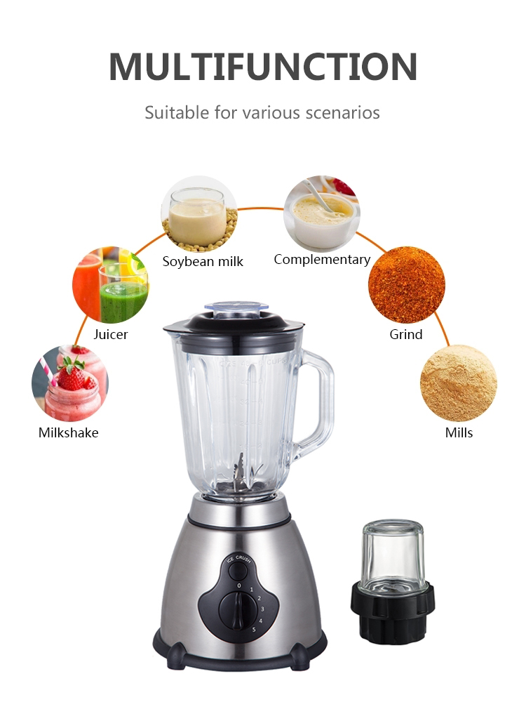 High Quality Good Glass Ice Blender For Sale