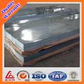 Feuille d'acier galvanisé ondulé SGCC pour conteneur