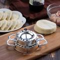18/8 stainless steel manual dumpling press mould