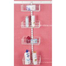 Стена фиксированной ванной хранения стойки (LJ1026)