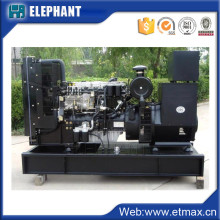 Water Cooled Lovol 35kw 44kVA Power Generator Diesel