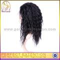 Для афро-американских Джерри завиток Камбоджи волосы кружева фронт парики
