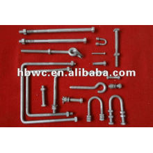 Hdg Power Machine Bolt Power Line Hardware