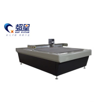 Superstar  Leather knife cutting machine router