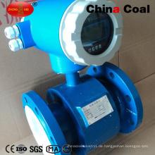 Dn50 Digital Electronic Magnetische Massendurchflussmesser für Flüssigkeiten Gas Öl