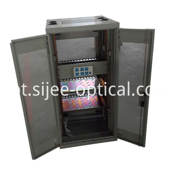 Floor Standing Network Rack Cabinet