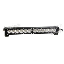 Barra de luz de trabajo CREE LED auxiliar impermeable de 13 pulgadas de 60 W