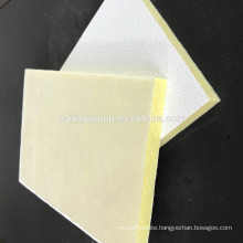 Acoustic fiber glass wool Ceiling panel