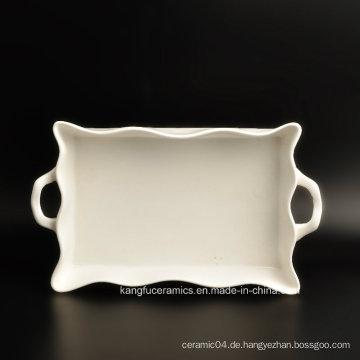 Populärer Entwurfs-Porzellan-Teller