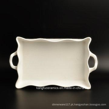 Projeto Popular Prato De Porcelana
