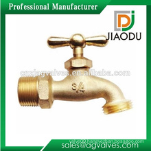 yuhuan factory low price customized antique 3/4 inch cw617n brass faucet picture