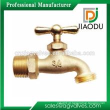 Yuhuan fábrica preço baixo personalizadas antigos 3/4 polegadas cw617n bronze faucet picture