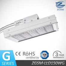 150W LED Straßenlaterne mit hoher Lichtausbeute und IP65