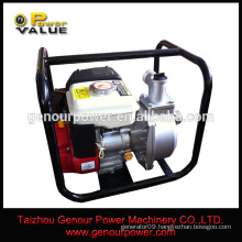 Taizhou Manul Start Single Cylinder 154 156 Air Cooled 12V DC Generator Motor