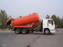 HOWO 20000 λίτρα κενού αποχέτευση αναρρόφησης φορτηγό