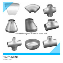 GOST Bw Butt Weld Seamless Stainless Steel Fittings