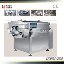Máquina misturadora de carne a vácuo