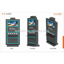 outdoor charging equipment