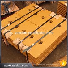 9W6615 Ningbo yasheng boro acero bulldozer piezas de vanguardia