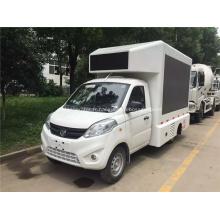 Foton 4 * 2 publicité mobile camion