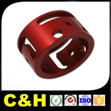 CNC tournant Aluminium Al7075 / Al6061 / Al2024 / Al5051 Pièce en aluminium pour machines